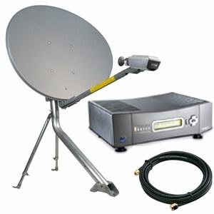 Комплект для установки спутникового интернета